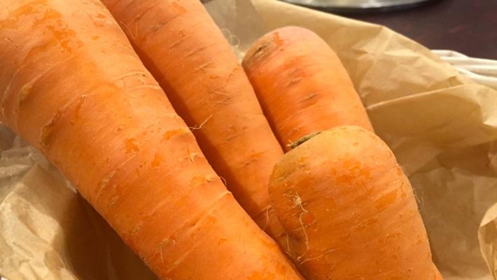 自家製野菜プレゼント